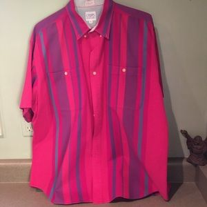 Ralph Lauren Chaps S/S Button Down XL